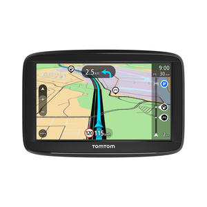 TomTom Start 52 EU Navigationssystem - Lifetime Maps - schwarz