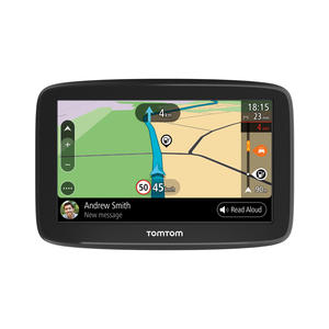 "TomTom GO BASIC 5"" EU45 - Navigationssystem - Lifetime Maps - schwarz"