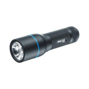 Walther PRO PL80 - LED-Taschenlampe - 650 Lumen - schwarz-blau