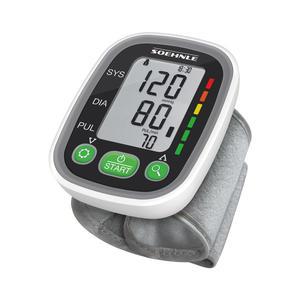 Soehnle Systo Monitor 100 - Blutdruckmessgerät (Handgelenk) - weiß-grau