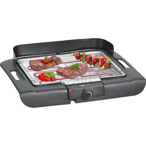 Clatronic Barbecue-Grill BQ 3507 - schwarz
