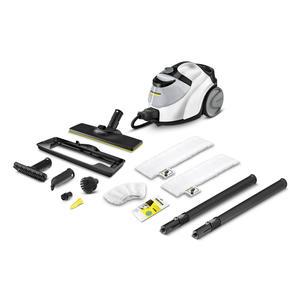 Kärcher SC 5 EasyFix Premium - Dampfreiniger - weiß-schwarz - bis 150m²