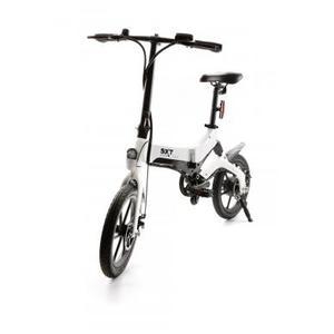 SXT Velox E-Bike Weiss zum Klappen