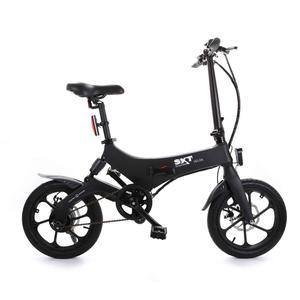 SXT Velox E-Bike schwarz zum Klappen