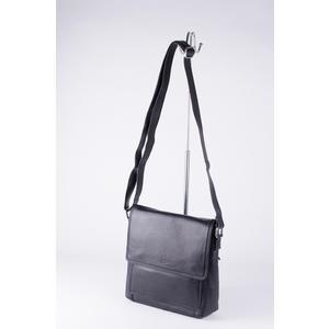 Leder Überschlagtasche