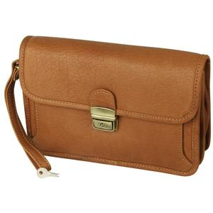Herren Leder-Handgelenk Tasche