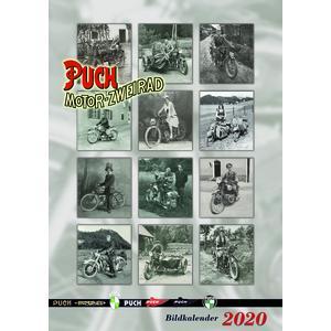 Puch Kalender 2020