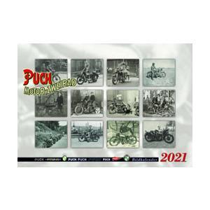 Puch Kalender 2021