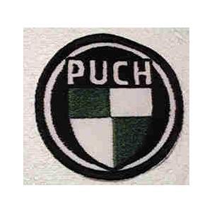 PUCH-Aufnäher aus Stoff Durchm.65 mm