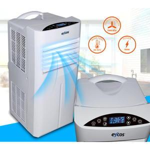 eycos mobile Klimaanlage PAC 2100/3300 AT inkl. 3 Jahre Herstellergarantie