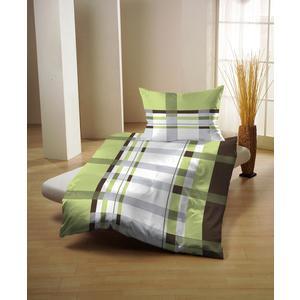 Hochwertige Bettwäsche in Mako-Satin