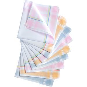 9er Pack Damen-Taschentücher