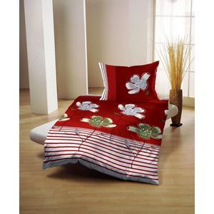 Außergewöhnliche Bettwäsche in Baumwolle-Glatt