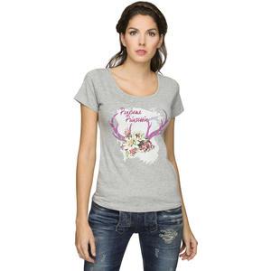 Trachten-Shirt mit Druckmotiv