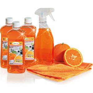 Clever Clean Orangenkraftreinger 5 teilig