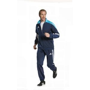 Adidas Sereno Trainingsanzug Türkis-Marine Größe M