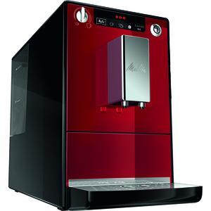 """MELITTA Espresso-Kaffee-Vollautomat """"Caffeo Solo"""" chili rot"""