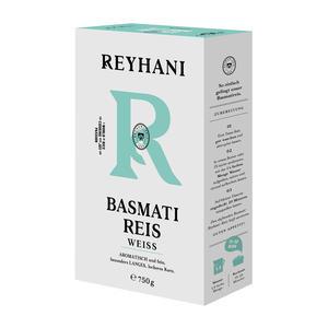 Reyhani Basmati Reis weiß 750g