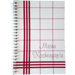 Kochbuch zum selbst Ausfüllen