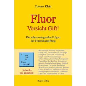 Fluor - Vorsicht Gift! (Buch)