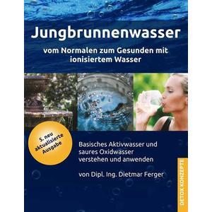 Jungbrunnenwasser (Buch)