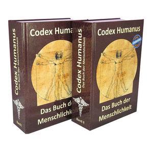 Codex Humanus Band 1 und 2 (Buch)