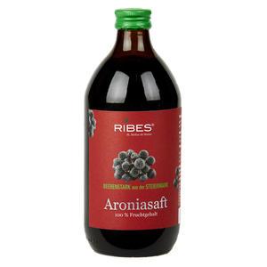 Ribes Aroniasaft 100% Frucht (500ml)