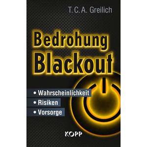 Bedrohung Blackout (Buch)