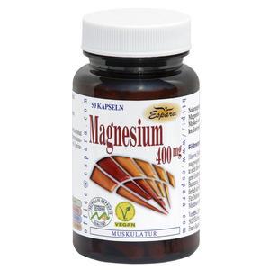 Espara Magnesium 400mg (50 Kps.)