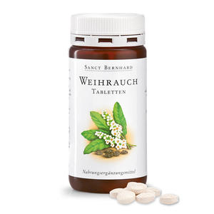 SB Weihrauch Tabletten (180 Tbl.)