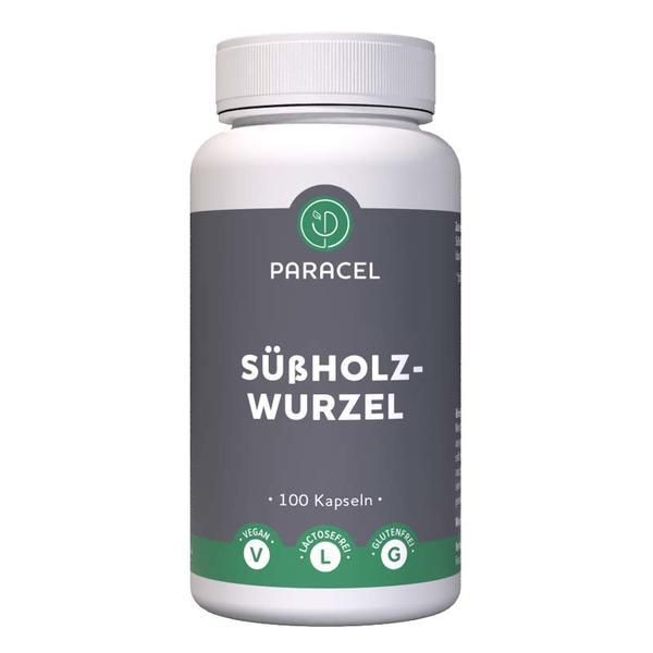 Paracel Süßholzwurzel (100 Kps.)