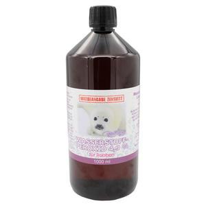 Robert Franz Wasserstoffperoxid 4,9 % (1000ml)