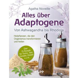 Alles über Adaptogene (Buch)