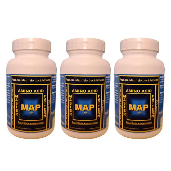 3er MAP - Master Amino Acid Pattern (3x 120 Tbl.)