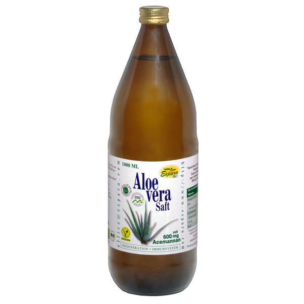Espara Aloe Vera BIO Saft (1000ml)