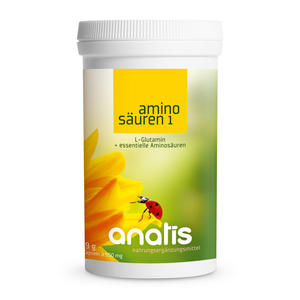anatis Aminosäuren I Komplex (180 Kps.)