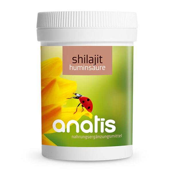 anatis Shilajit Huminsäure (90 Kps.)