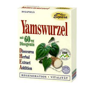Espara Yamswurzel (30 Kps.)