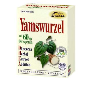 Espara Yamswurzel (120 Kps.)