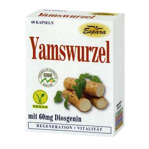Espara Yamswurzel (60 Kps.)