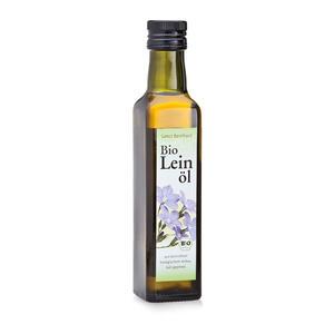 Bio-Leinöl kalt gepresst (250ml)