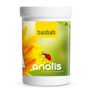 anatis Bio Baobab Pulver (270g)