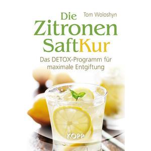Die Zitronensaft-Kur (Buch)