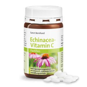 SB Echinacea Vitamin-C Pastillen (200 Tbl.)