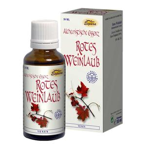 Espara Rotes Weinlaub Essenz (30ml)