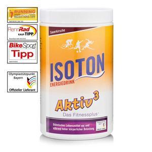 Aktiv3 Isoton-Energiedrink Sauerkirsche (900g)
