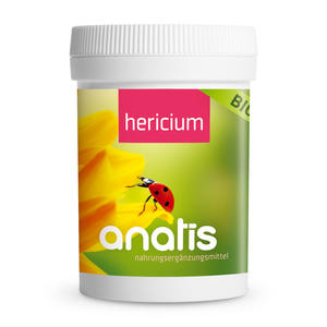anatis Bio Hericium Pilz (90 Kps.)