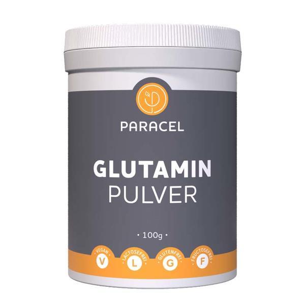 Paracel Glutamin Pulver (100g)