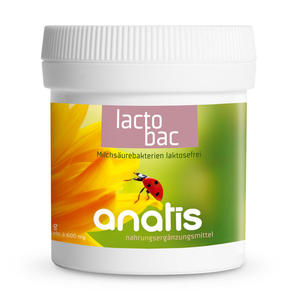 anatis Lactobac Darmbakterien (60 Kps.)