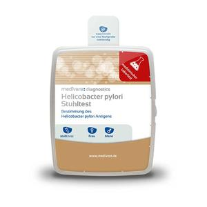 Helicobacter pylori Stuhltest (1 Set)